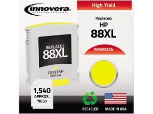 Innovera Compatible Yellow High Yield Ink Cartridge (Alternative for HP 88XL/C9393AN)
