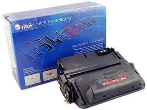 Troy 02-81118-001 MICR Secure Toner Cartridge (Alternative for HP 38A/Q1338A) - Black