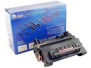 Troy 02-81350-001 MICR Secure Toner Cartridge (Alternative for HP 90A/CE390A) - Black