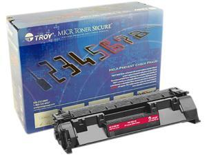 Troy 02-81550-001 MICR Secure Toner Cartridge (Alternative for HP 80A/CF280A) - Black