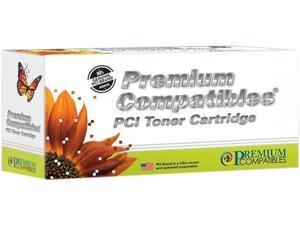 Premium Compatibles 6R1444-PCI PCI Xerox CC364X Toner Print Cartridge Black