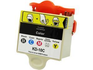 Green Project replacement Kodak 10C Inkjet-Tri Color - Retail