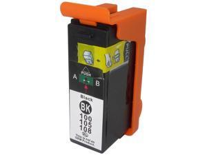 Green Project replacement Lexmark 14N1092 (100XLBK) Inkjet-Black - Retail