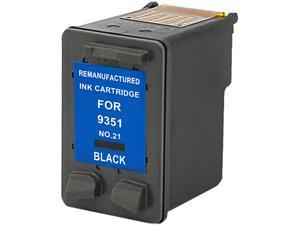 Green Project Inc. Compatible Black Ink Cartridge (Alternative for HP 21/C9351AN)