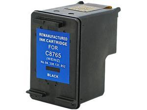 Green Project Inc. Compatible Black Ink Cartridge (Alternative for HP 94/C8765WN)