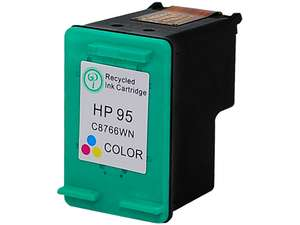Green Project Inc. Compatible Color Ink Cartridge (Alternative for HP 95/C8766WN)