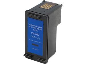 Green Project H-96(C8767WN) Black Ink Cartridge Replaces HP 96(C8767WN)