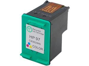 Green Project Compatible Color Ink Cartridge (Alternative for HP 97/C9363WN)