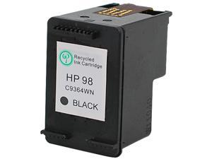 Green Project Inc. Compatible Black Ink Cartridge (Alternative for HP 98/C9364WN)