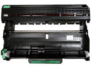 Green Project TB-DR420 Black Toner, 12000 Pages, for Brother Printer