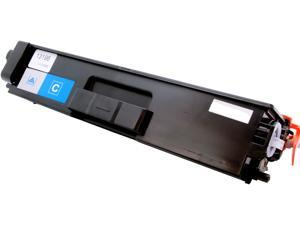 Green Project TB-TN336C Cyan Toner, 3500 Pages, for Brother Printer
