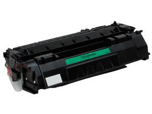 Green Project Compatible Black Toner Cartridge (Alternative for HP 49A/53A/Q5949A/Q7553A)