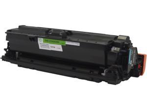 Green Project Compatible Black High Yield Toner Cartridge (Alternative for HP 507X/CE400X)