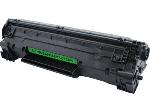 Green Project Compatible Black Toner Cartridge (Alternative for HP 85A/CE285A/Canon 125)