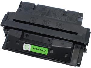 Green Project Inc. Compatible Black High Yield Toner Cartridge (Alternative for HP C4127X/CB403A/29X/61X)