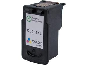 Green Project C-CL211XL Compatible Canon CL 211 High Yield Color