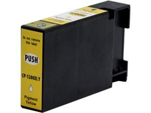Green Project C-PGI1200XLY Compatible Canon PGI 1200 High Yield Yellow