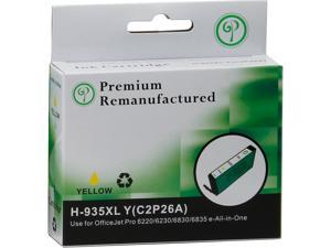 Green Project Compatible HP 935 Yellow High Yield