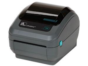 """Zebra GK420d 4"""" Desktop Direct Thermal Label Printer, 203 dpi, USB, Serial, Centronics Parallel, EPL, ZPLII - GK42-202510-000"""
