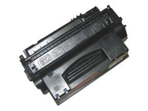 eReplacements Q7553X-ER Toner Cartridge (Q7553X) - Black