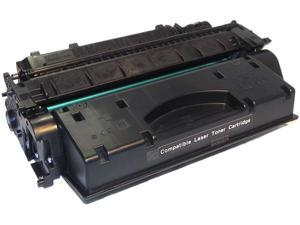 eReplacements Compatible Black High Yield Toner Cartridge (Alternative for HP 05X/CE505X)