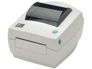 "Zebra GC420d 4"" Desktop Direct Thermal Label Printer, 203 dpi, USB, Serial, Parallel (Centronics), 8MB Standard Flash/8MB SDRAM, EPL/ZPL - GC420-200510-000"