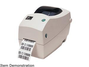 "Zebra TLP2824 Plus 2"" Desktop Thermal Transfer Label Printer, 203 dpi, Serial, USB, Cutter, EPL, ZPL - 282P-101112-000"