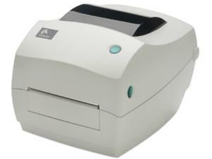 "Zebra GC420t 4"" Desktop Thermal Transfer Label Printer, 203 dpi, USB, Serial, Parallel (Centronics), 8MB Standard Flash/8MB SDRAM, EPL/ZPL - GC420-100510-000"