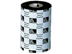 Zebra 05100BK11045 Resin Ribbon, 4.33inx1476ft, 5100 Premium, 1in core (1 roll, qty = 1)