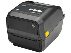 "Zebra ZD420 4"" Thermal Transfer Desktop Label Printer, 203 dpi, USB, USB Host, Bluetooth LE, Modular Connectivity Slot (Ethernet), Standard EZPL - ZD42042-T01E00EZ"