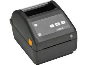 "Zebra ZD420 4"" Desktop Direct Thermal Label Printer, 203 dpi, USB, USB Host, Modular Connectivity Slot, Standard EZPL - ZD42042-D01000EZ"