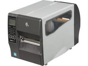 "Zebra ZT230 4"" Industrial Direct Thermal Label Printer, LCD, 203 dpi, Serial, USB, Int 10/100, ZPL, EPL, EPL2, XML Support, US Cord - ZT23042-D01200FZ"