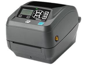 "Zebra ZD500 4"" Desktop Thermal Transfer Label Printer, 203 dpi, USB, Serial, Centronics Parallel, Ethernet - ZD50042-T01200FZ"