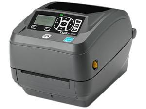 "Zebra ZD500 4"" Desktop Thermal Transfer Label Printer, 203 dpi, USB, Serial, Centronics Parallel, Ethernet 802.11abgn & Bluetooth, Cutter - ZD50042-T21A00FZ"