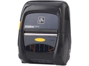 "Zebra ZQ510 3"" Mobile Direct Thermal Label Printer, 203 dpi, Dual Radio (Bluetooth 3.0/WLAN), Linered Platen, Active NFC, English, CPCL & ZPL, XML support - ZQ51-AUN0100-00"