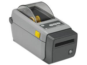 Zebra ZD410 ZD41022-D01000EZ Direct Thermal 6 ips 203 dpi Standard EZPL, US Cord, USB, USB Host, Modular CONNECTIVITY Slot