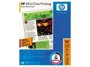 HP 20701-0 All-In-One Printing Paper, 96 Brightness, 22.00 lbs, White, 500 Shts / Ream