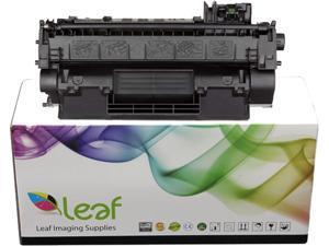 Leaf Imaging Supplies LER CE400A Black Toner Replacement