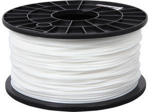 BuMat PLA WHITE (739410612892) White 1.75mm PLA plastic Filament
