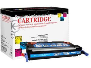Westpoint Compatible Color LJ 3600 Series (HP 502A) Cyan Toner (OEM# Q6471A) (Compatible with imageCLASS MF8450C MF9280CDN CRG-117 OEM# 2577B001BA) (4000 Yield)