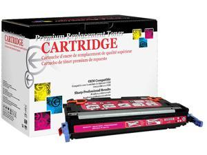 West Point Products Compatible Magenta Toner Cartridge (Alternative for HP 502A/Q6473A/Canon 117)