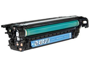 West Point Products Compatible Cyan Toner Cartridge (Alternative for HP 648A/CE261A)