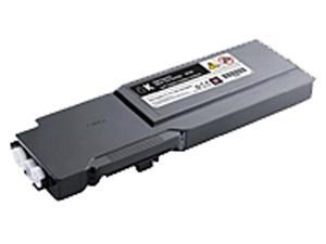 Dell 9F7XK 7,000-Page Toner Cartridge for Dell C3760n/ C3760dn/ C3765dnf Color Laser Printers; Black (86W6H)