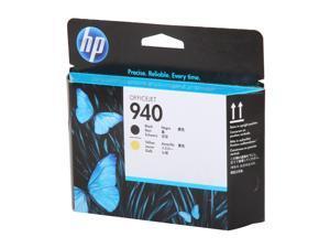 HP 940 Black/Yellow Officejet Printhead(C4900A)