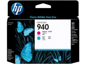 HP 940 Magenta/Cyan Officejet Printhead(C4901A)