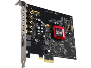 Creative Sound Blaster Z 30SB150200000 5.1 Channels PCI Express x1 Interface Sound Card