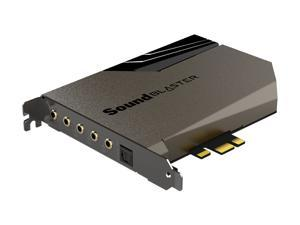 Creative Sound Blaster AE-7 Sound Card (Metallic Gray)