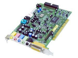 Turtle Beach Santa Cruz TBS-3400 5.1 Channels PCI Interface Sound Card
