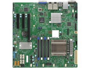 Supermicro X11SSH-GF-1585 Server Motherboard - Intel Chipset - Socket BGA-1440 - Intel Xeon E3-1585 v5 Quad-core (4 Core) - 1 x Retail Pack
