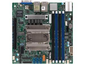 SUPERMICRO MBD-M11SDV-8C-LN4F AMD EPYC 3251 SoC 8 Core / 16 Thread Mini ITX Server Motherboard